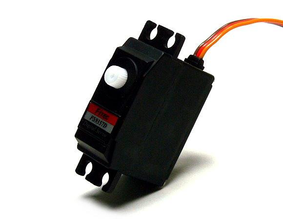 FITEC RC Model FS9357D Plastic Gear R/C Hobby Micro Servo SS856