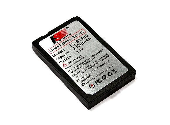 FLYSKY RC Model FS-B1300 1300mAh 3.7V R/C Hobby Transmitter Battery FA600