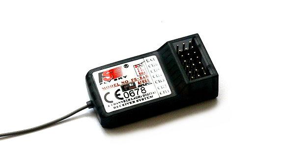 FLYSKY RC Model FS-R6B 6ch 2.4GHz R/C Hobby Receiver RV152