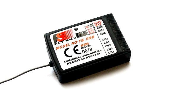 FLYSKY RC Model FS-R9B 8ch 2.4GHz R/C Hobby Receiver RV154