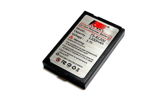 FLYSKY RC Model FS-B1200 1200mAh 3.7V R/C Hobby Transmitter Battery FA599