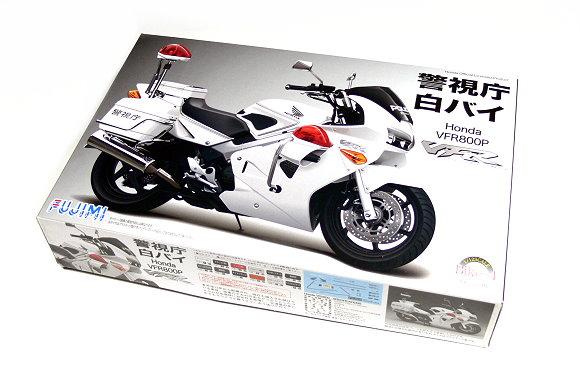 FUJIMI Motorcycle Model 1/12 Motorbike Honda VFR800P VFR PGM-FI 141305 F1305