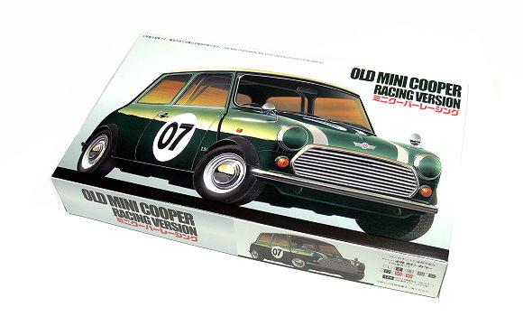 FUJIMI Automotive Model 1/24 Car Old Mini Cooper Racing RS.63 Hobby 12229 F2229