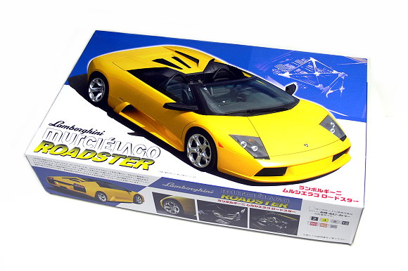 FUJIMI Automotive Model 1/24 Car Lamborghini MURCIELAGO RS.24 Hobby 12258 F2258
