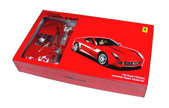 FUJIMI Automotive Model 1/24 Car 599 GTB FIORANO RS.50 Scale Hobby 12277 F2277