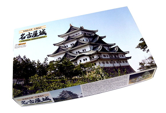 FUJIMI Building Model 1/700 Castle 6 NAGOYA Scale Hobby 50047 F0047