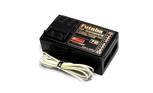 Futaba RC Model FP-R309DPS PCM1024 72MHz 9ch R/C Hobby Receiver RE703