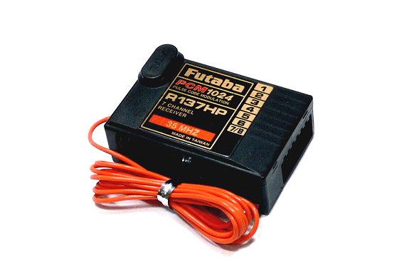Futaba RC Model R137HP PCM1024 35MHz 7ch R/C Hobby Receiver RE456