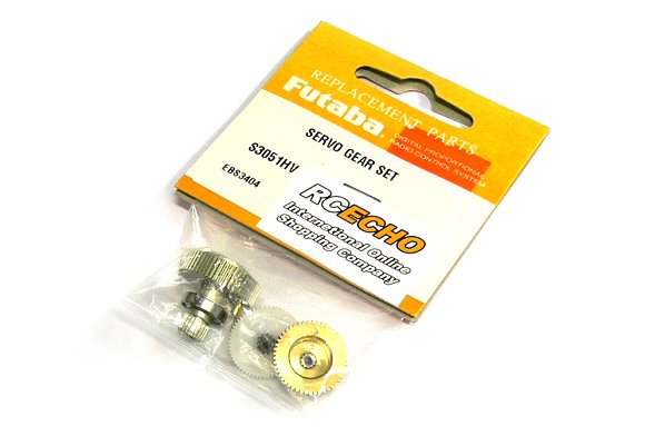 Futaba RC Model Servo Gear Set for R/C Hobby S3051HV Servo SG766