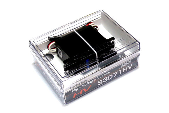 Futaba RC Model S3071HV Standard R/C Hobby Digital Servo SF867