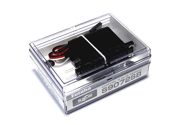 Futaba RC Model S9072SB Programmable R/C Hobby Digital B Bus Servo SF645