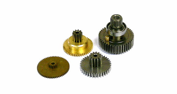 Futaba RC Model Servo Gear Set for R/C Hobby S9156 Servo SG883