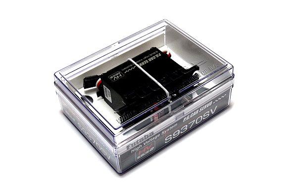 Futaba RC Model S9370SV Metal Gear R/C High Voltage System Digital Servo SF967