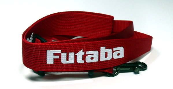 Futaba RC Model Red Neck Strap for Transmitter AC091