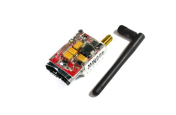 GT POWER RC Model 400mW 5.8G R/C Hobby Video Wireless Transmitter VV602