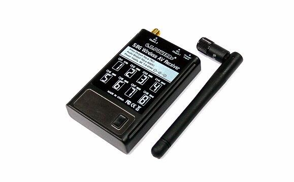GT POWER RC Model 5.8G R/C Hobby VideoWireless AV Receiver VV601