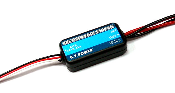 GT POWER RC Model ON/OFF Electrronic Switch R/C Hobby AC516