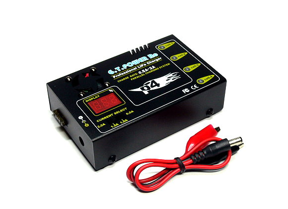 GT POWER Model P4 LiPo Li-Po R/C Hobby Parallel Charging System Charger BC009