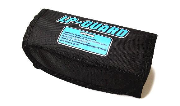 GT POWER Fireproof LiPo Li-Po Safety Black RC Battery Safe Bag SB055