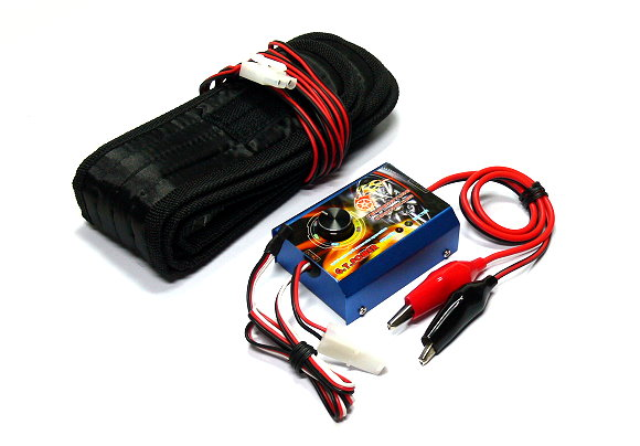 GT POWER RC Model Car Temperature Controller R/C Tire Heater & Warmer AC739