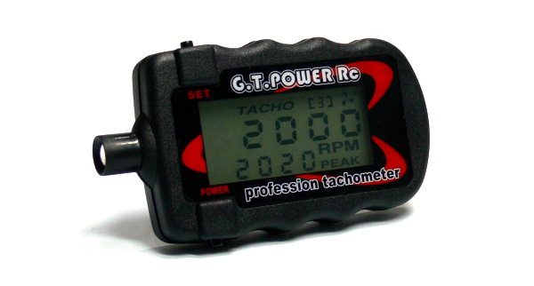 GT POWER RC Model Profession Motor R/C Hobby Tachometer AC685