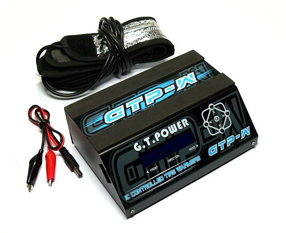 GT POWER RC Model Car GTP-W IC Controlled R/C Tire Heater & Warmer AC740
