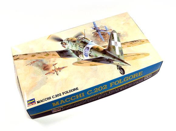 Hasegawa Aircraft Model 1/48 Airplane Macchi C.202 Folgore JT32 09132 H9132