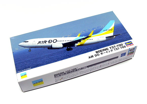Hasegawa Aircraft Model 1/200 AIR DO Boeing 737-700 42 Hobby 10742 H0742
