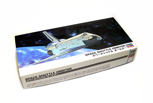 Hasegawa Space Model 1/200 Space Shuttle Orbiter Scale Hobby 10730 H0730