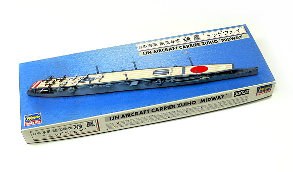 Hasegawa Military Model 1/700 War Ship IJN Aircraft ZUIHO MIDWAY 30032 H0002