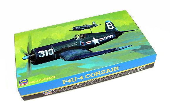 Hasegawa Aircraft Model 1/48 Airplane F4U-4 Corsair Hobby 09125 H9125