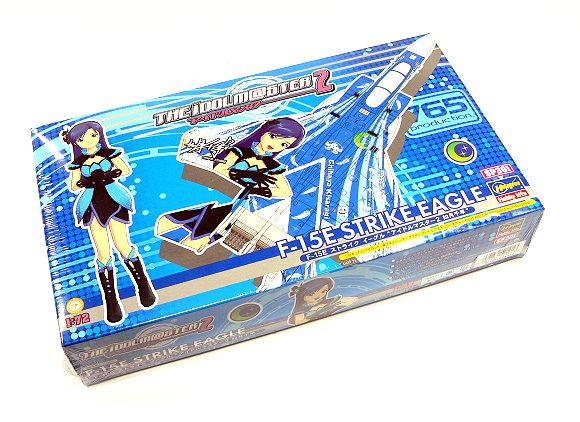 Hasegawa Figure & Anime 1/72 Idolm Ster F-15E Strike Eagle SP301 52101 H5201