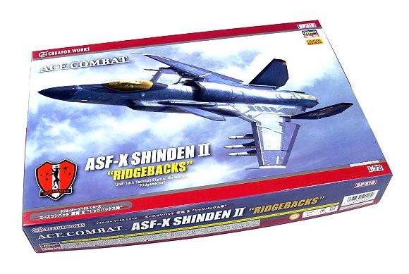 Hasegawa Figure & Anime 1/72 ACE Combat ASF-X Shinden II SP316 Hobby 52116 H5216