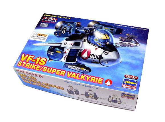 Hasegawa Aircraft Model Eggplane Series VF-1S Strike/Super Valkyrie 65791 H5791