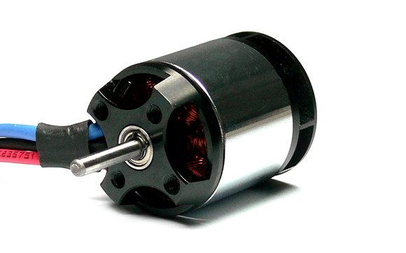 RC Model HB2835L R/C Hobby Outrunner Brushless Motor 2000KV OM267