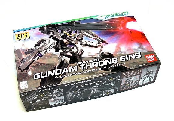 Bandai Hobby Gundam 00 Model 1/144 HG 09 Throne Eins GNW-001 Hobby 0152366 GH348