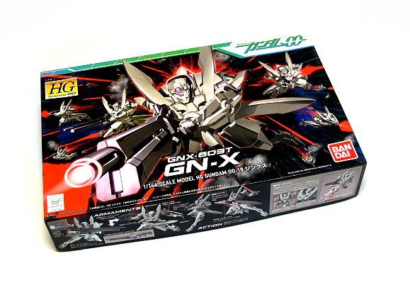 Bandai Hobby Gundam 00 Model 1/144 HG 18 GN-X GNX-603T Scale Hobby 0154599 GH390