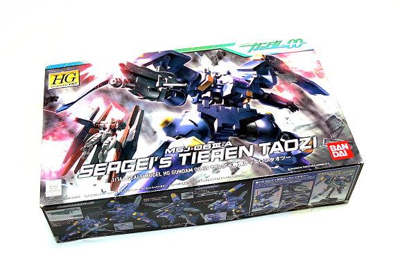 Bandai Hobby Gundam 00 Model 1/144 HG 39 Sergei Tieren Taozi Hobby 0158131 GH474