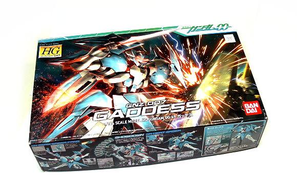 Bandai Hobby Gundam 00 Model 1/144 HG 49 Gaddess GNZ-007 Hobby 0159938 GH528