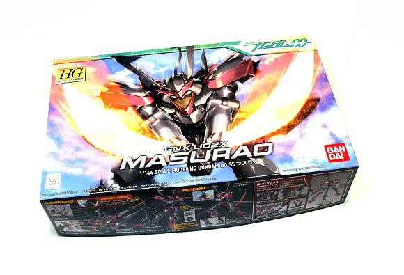 Bandai Hobby Gundam 00 Model 1/144 HG 55 Masurao GNX-U02X Hobby 0161407 GH558