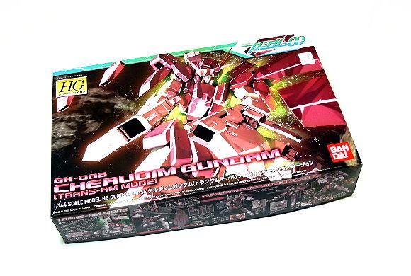 Bandai Hobby Gundam 00 Model 1/144 HG 56 Cherudim Gundam GN-006 0161534 GH564