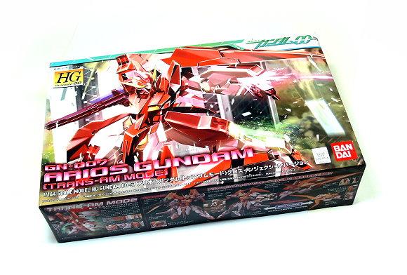 Bandai Hobby Gundam 00 Model 1/144 HG 57 Arios Gundam GN-007 Hobby 0161535 GH570