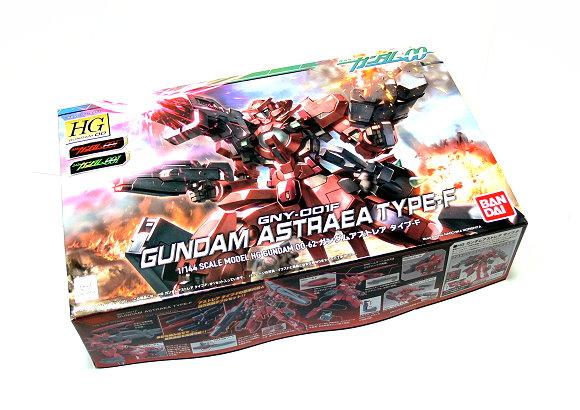 Bandai Hobby Gundam 00 Model 1/144 HG 62 Gundam Astraea GNY-001F 0162363 GH594