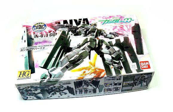 Bandai Hobby Gundam 00 Model 1/144 HG 67 Gundam Zabanya GN-010 0164562 GH612