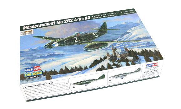 HOBBYBOSS Aircraft Model 1/48 Messerschmitt Me 262 A-1a/U3 Hobby 80371 B0371
