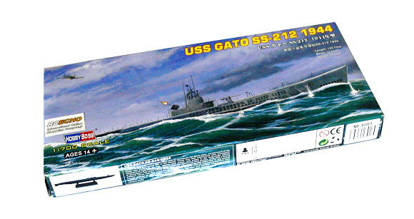 HOBBYBOSS Military Model 1//700 War Ship PLA Navy Type 039A Hobby 87020 B7020