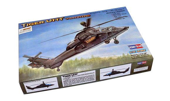 HOBBYBOSS Helicopter Model 1/72 TIGER UHT (Prototype) Scale Hobby 87211 B7211