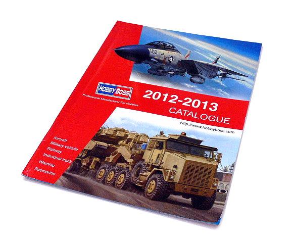HOBBYBOSS RC Model Catalogue 2012-2013 80000 B0001