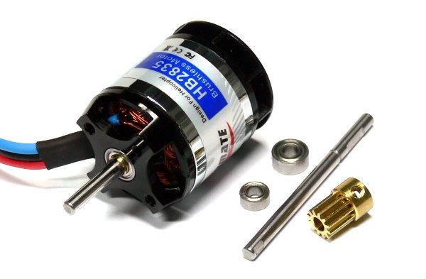 HOBBYMATE RC Model HB2835 R/C Hobby Outrunner Brushless Motor 2000Kv OM279