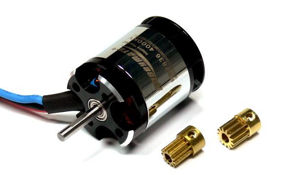 HOBBYMATE RC Model HB2836 R/C Hobby Outrunner Brushless Motor 4000Kv OM281